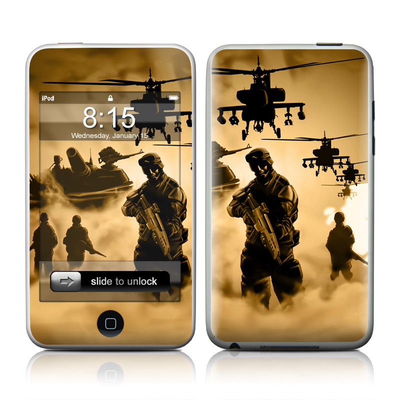 Desert Ops iPod touch 2nd & 3rd Gen Skin