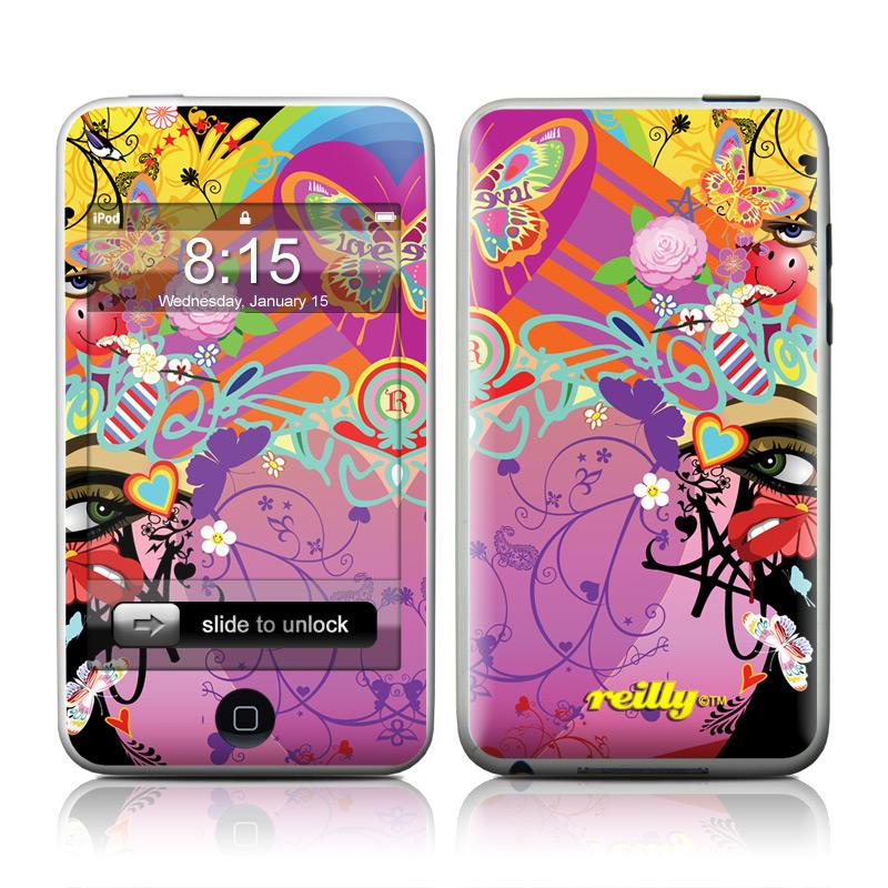 Ecstacy iPod touch 2nd Gen or 3rd Gen Skin