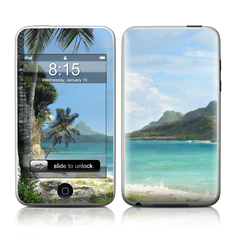 El Paradiso iPod touch 2nd Gen or 3rd Gen Skin