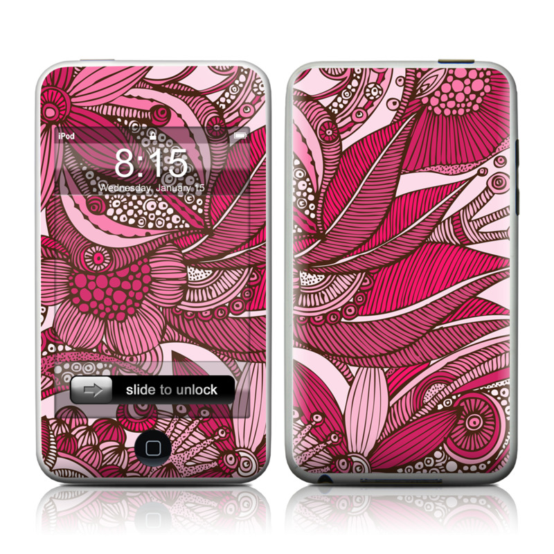 Eva iPod touch 2nd Gen or 3rd Gen Skin