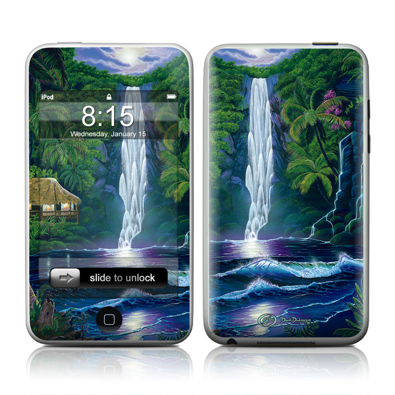 In The Falls Of Light iPod touch 2nd & 3rd Gen Skin