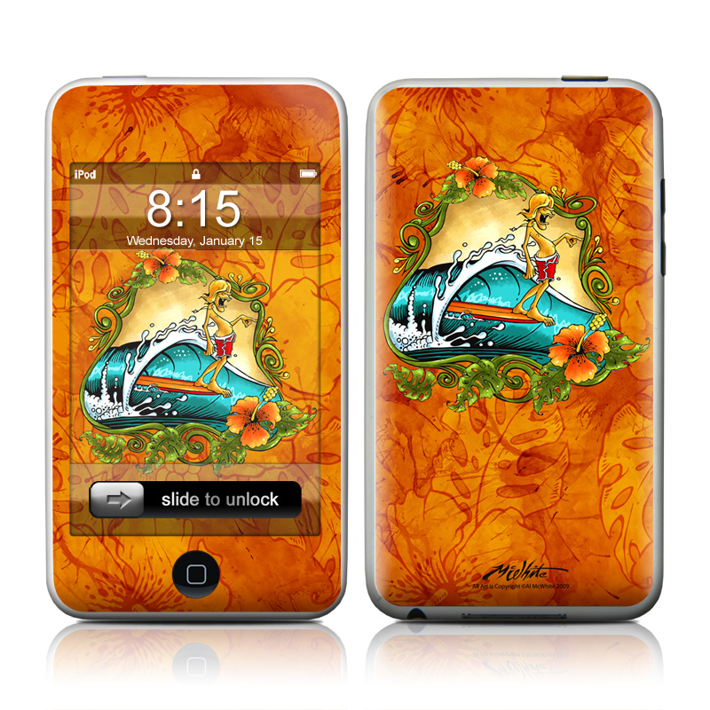 Five Slide iPod touch 2nd Gen or 3rd Gen Skin