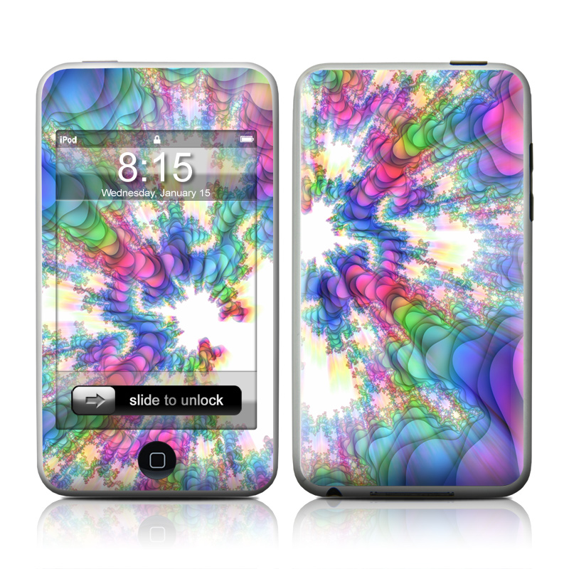 Flashback iPod touch 2nd & 3rd Gen Skin