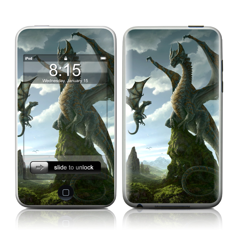 First Lesson iPod touch 2nd & 3rd Gen Skin