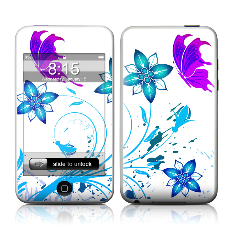 Flutter iPod touch 2nd Gen or 3rd Gen Skin