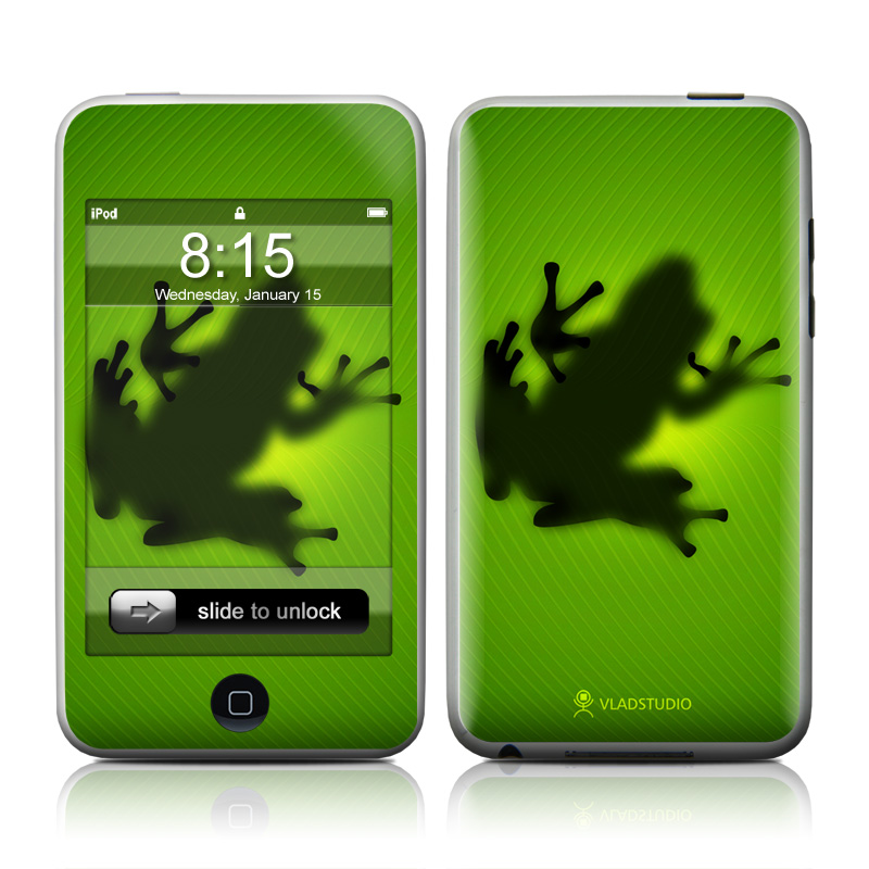 Frog iPod touch 2nd & 3rd Gen Skin