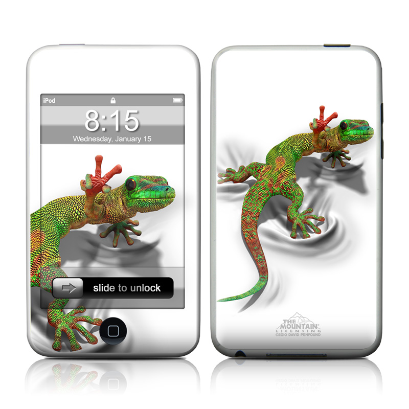 Gecko iPod touch 2nd Gen or 3rd Gen Skin
