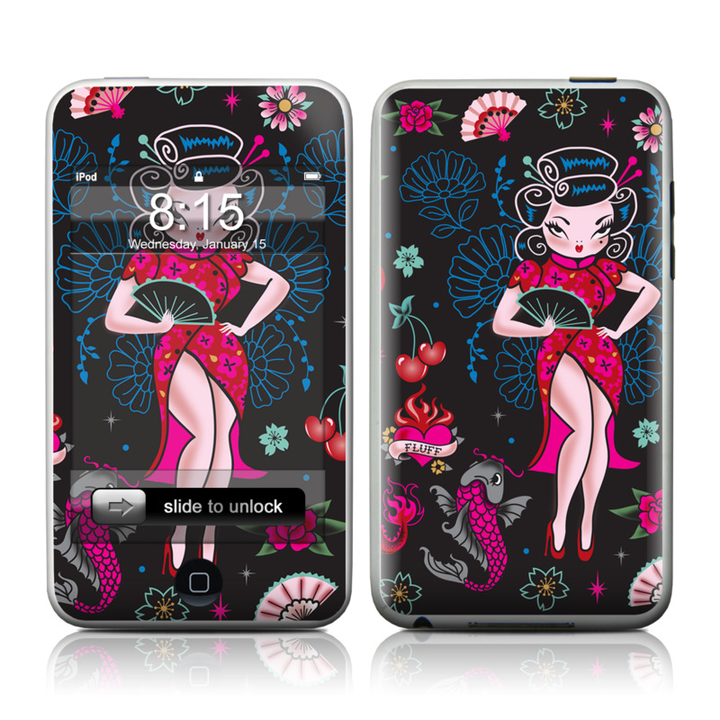 Geisha Gal iPod touch 2nd Gen or 3rd Gen Skin