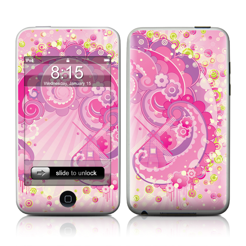 Jolie iPod touch 2nd Gen or 3rd Gen Skin