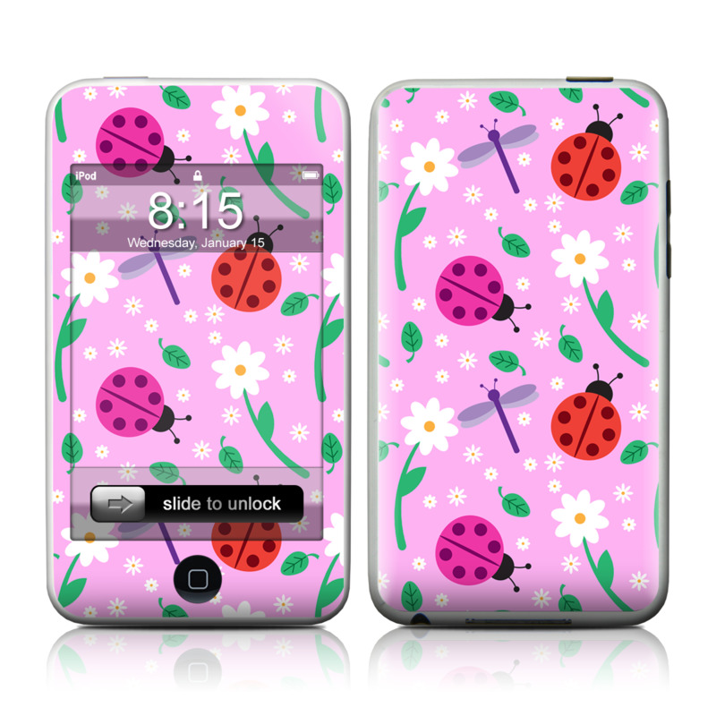 Ladybug Land iPod touch 2nd & 3rd Gen Skin