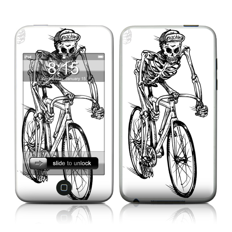 Lone Rider iPod touch 2nd & 3rd Gen Skin