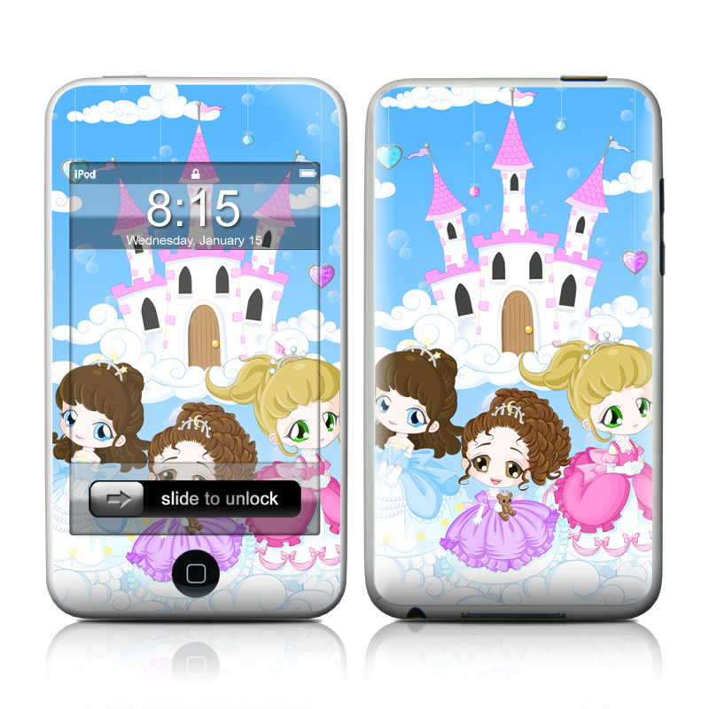 Little Princesses iPod touch 2nd & 3rd Gen Skin