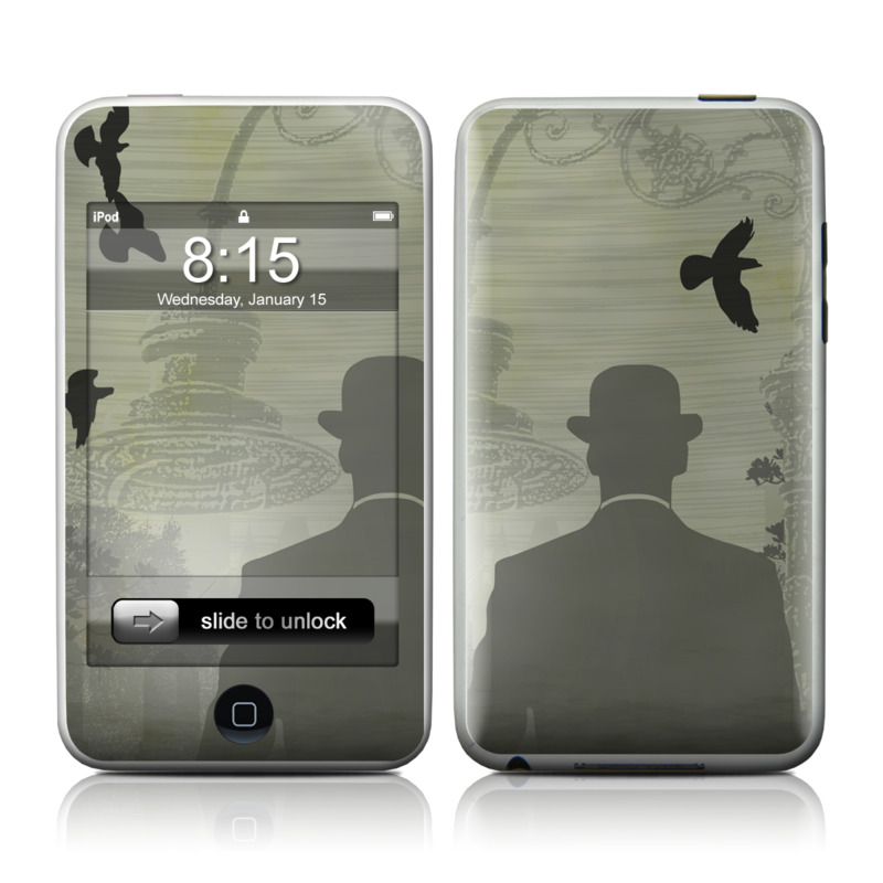 Mystery iPod touch 2nd Gen or 3rd Gen Skin