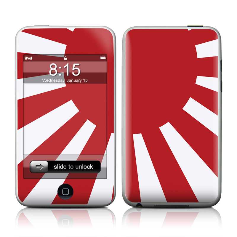 Nisshoki iPod touch 2nd Gen or 3rd Gen Skin