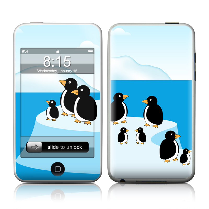 Penguins iPod touch 2nd Gen or 3rd Gen Skin
