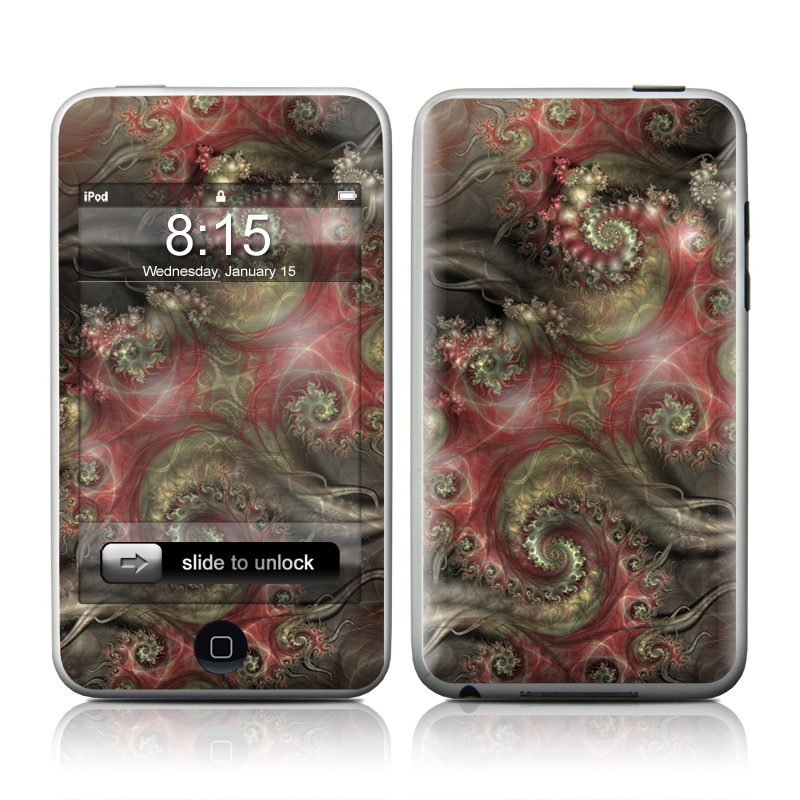 Reaching Out iPod touch 2nd & 3rd Gen Skin
