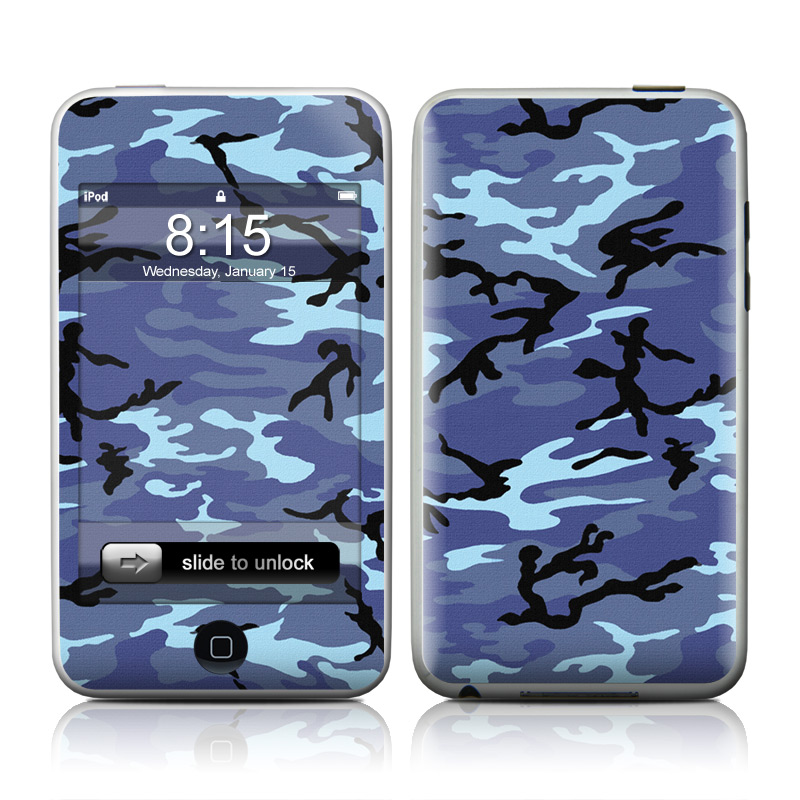 Sky Camo iPod touch 2nd & 3rd Gen Skin