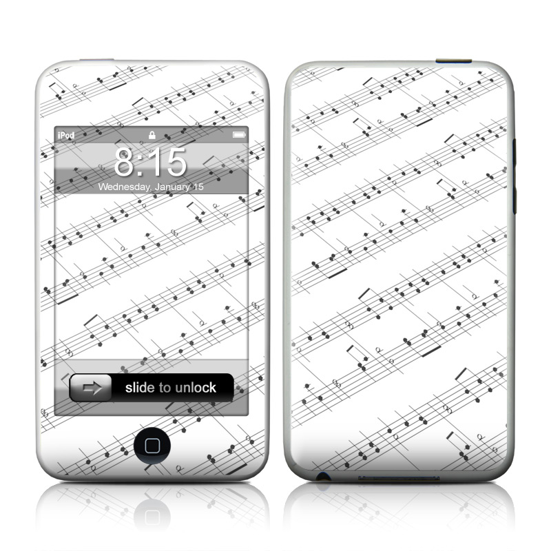 Symphonic iPod touch 2nd & 3rd Gen Skin