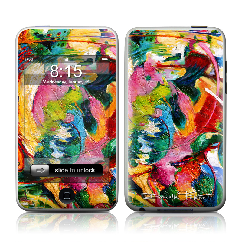 Tahiti iPod touch 2nd & 3rd Gen Skin