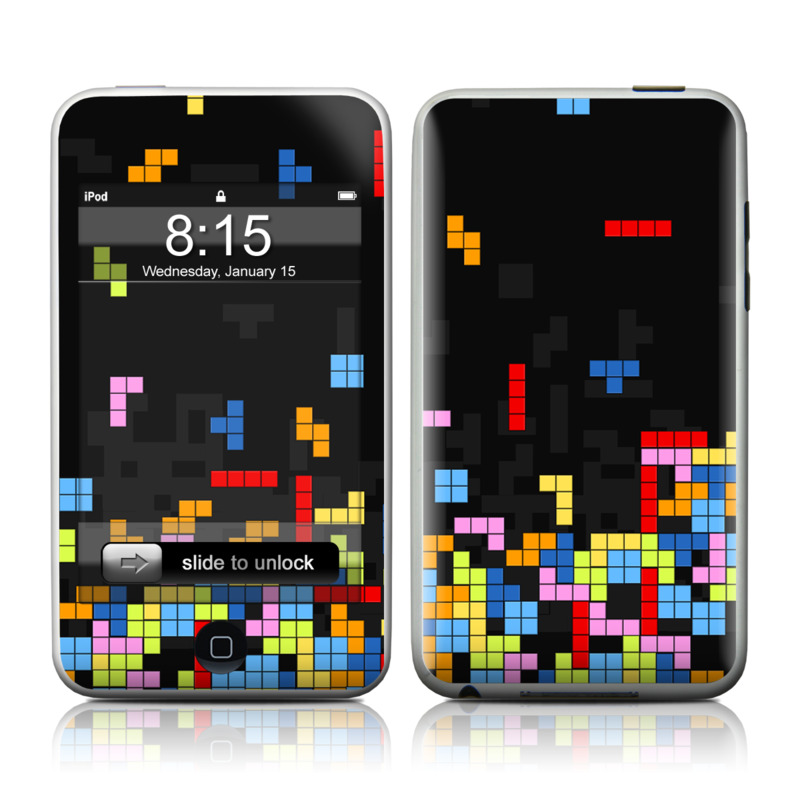 Tetrads iPod touch 2nd & 3rd Gen Skin