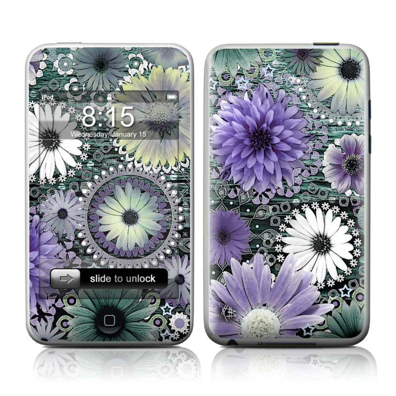Tidal Bloom iPod touch 2nd & 3rd Gen Skin