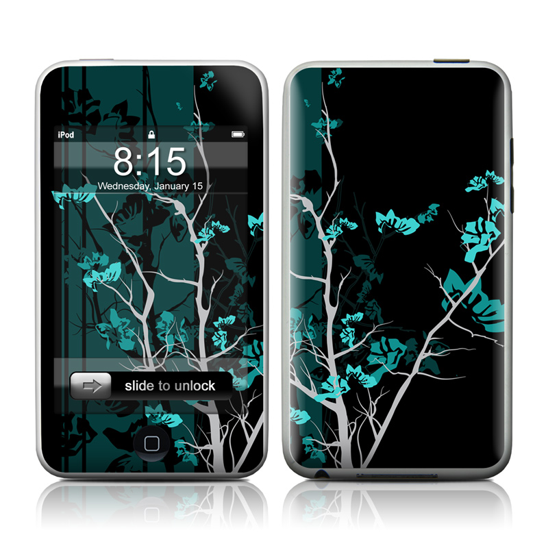 Aqua Tranquility iPod touch 2nd Gen or 3rd Gen Skin