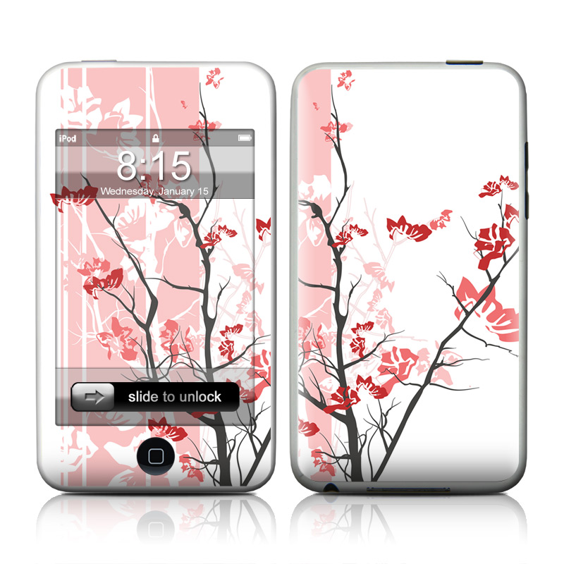 Pink Tranquility iPod touch 2nd & 3rd Gen Skin