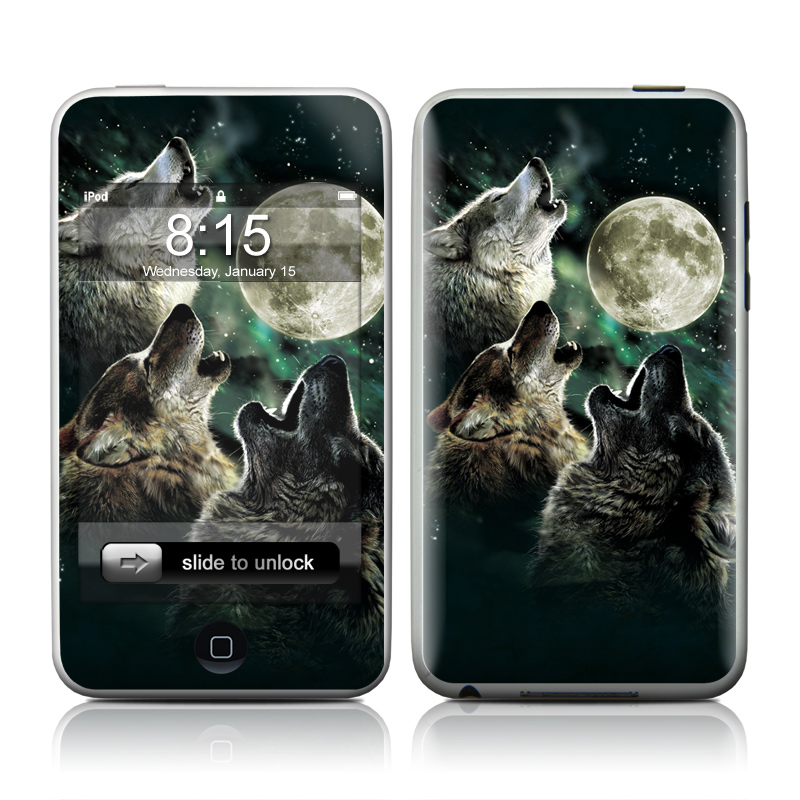 Three Wolf Moon iPod touch 2nd & 3rd Gen Skin