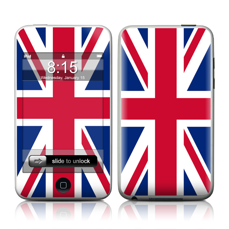 Union Jack iPod touch 2nd & 3rd Gen Skin
