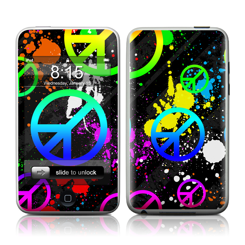 Unity iPod touch 2nd & 3rd Gen Skin