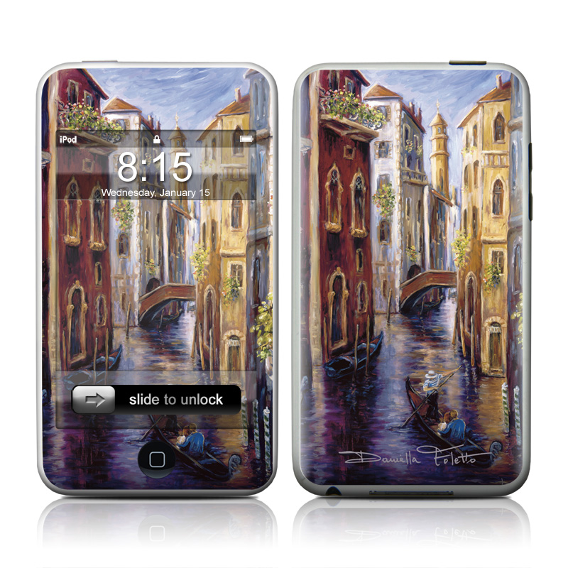 Venezia iPod touch 2nd Gen or 3rd Gen Skin