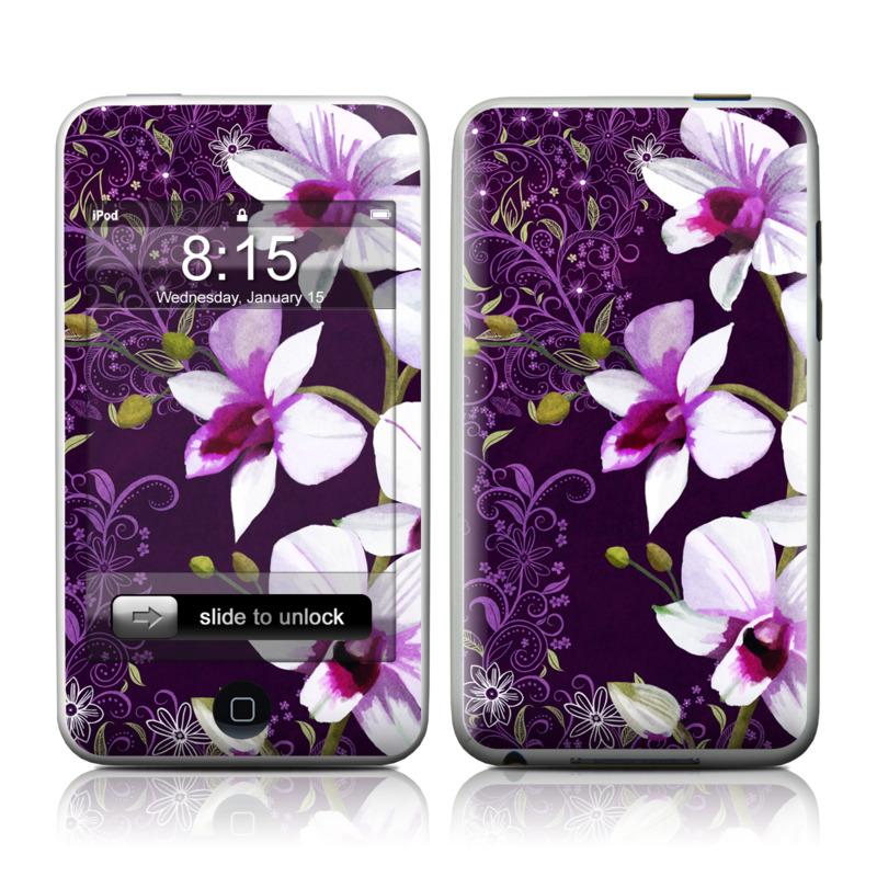 Violet Worlds iPod touch 2nd Gen or 3rd Gen Skin