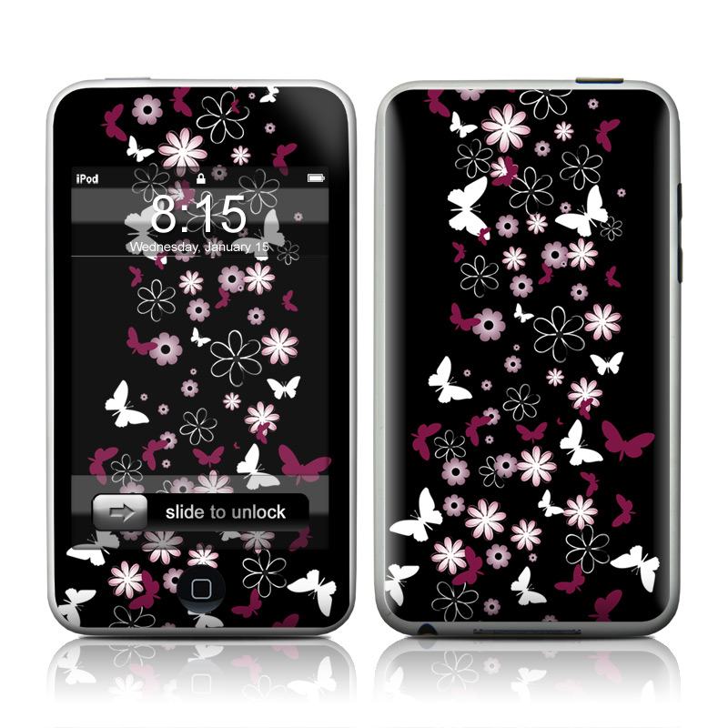 Whimsical iPod touch 2nd & 3rd Gen Skin