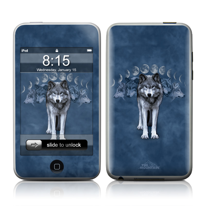 Wolf Cycle iPod touch 2nd & 3rd Gen Skin