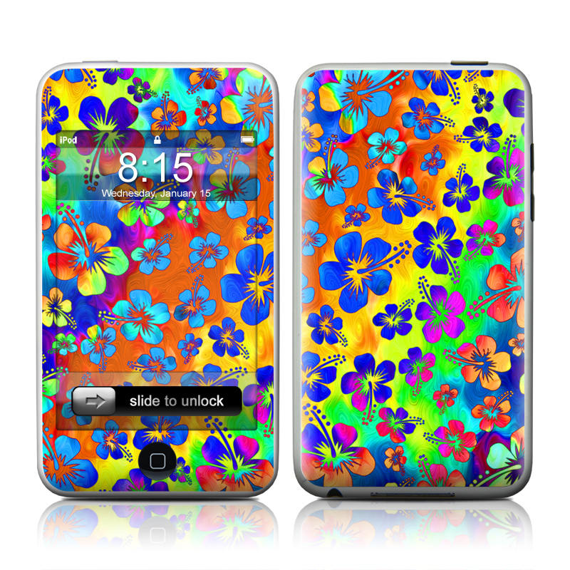 Wild Summer iPod touch 2nd Gen or 3rd Gen Skin