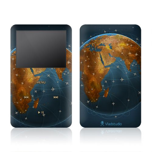 Airlines iPod Video Skin
