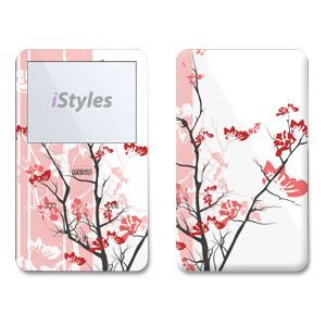 Pink Tranquility iPod Video Skin