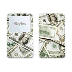 Benjamins iPod Video Skin