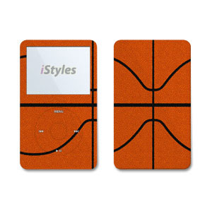 Basketball iPod Video Skin