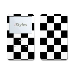 Checkers iPod Video Skin