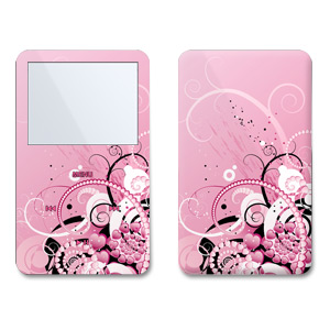 Her Abstraction iPod Video Skin