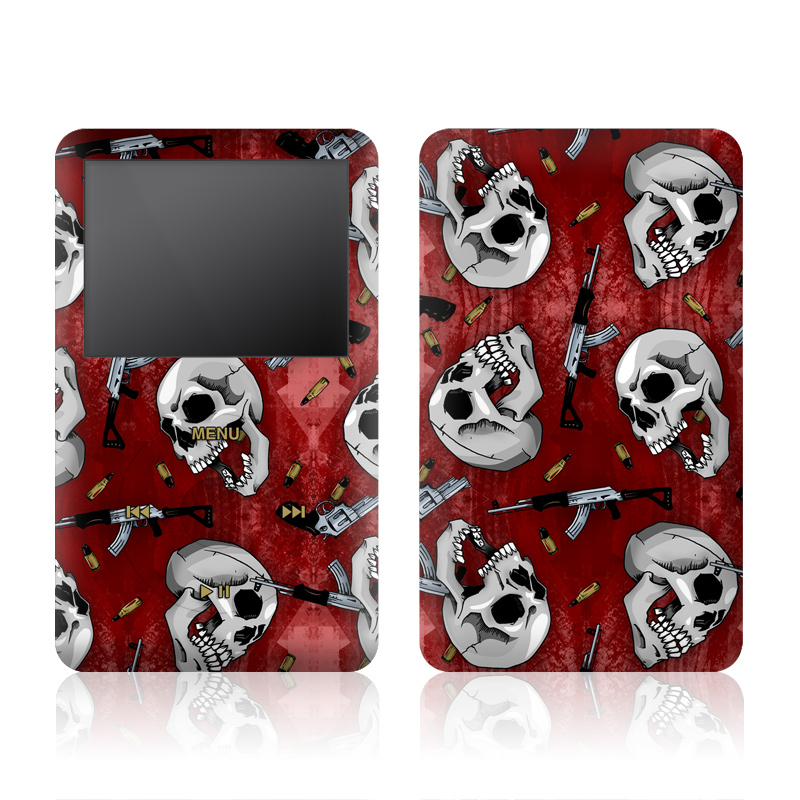 Issues iPod Video Skin