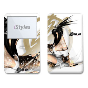 Josei 4 Light iPod Video Skin