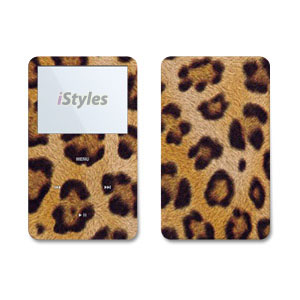 Leopard iPod Video Skin
