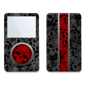 Nunzio iPod Video Skin