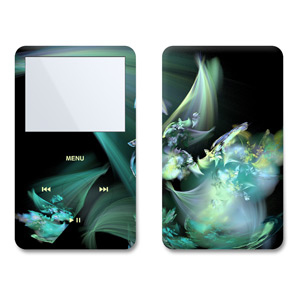Pixies iPod Video Skin