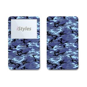 Sky Camo iPod Video Skin