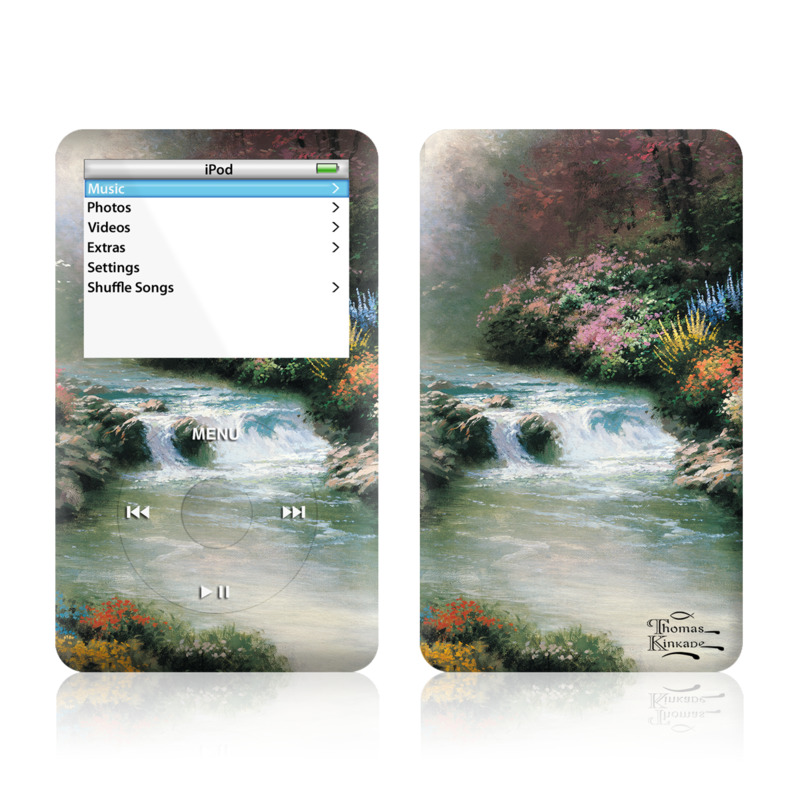 Beside Still Waters iPod Video Skin