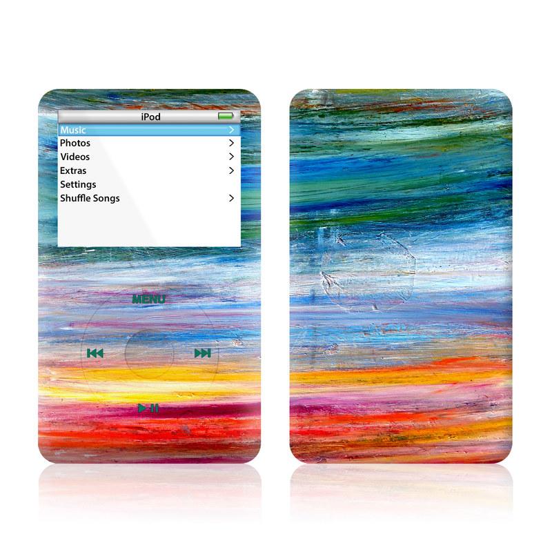 Waterfall iPod Video Skin