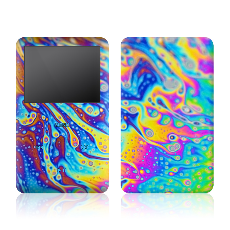 World of Soap iPod Video Skin